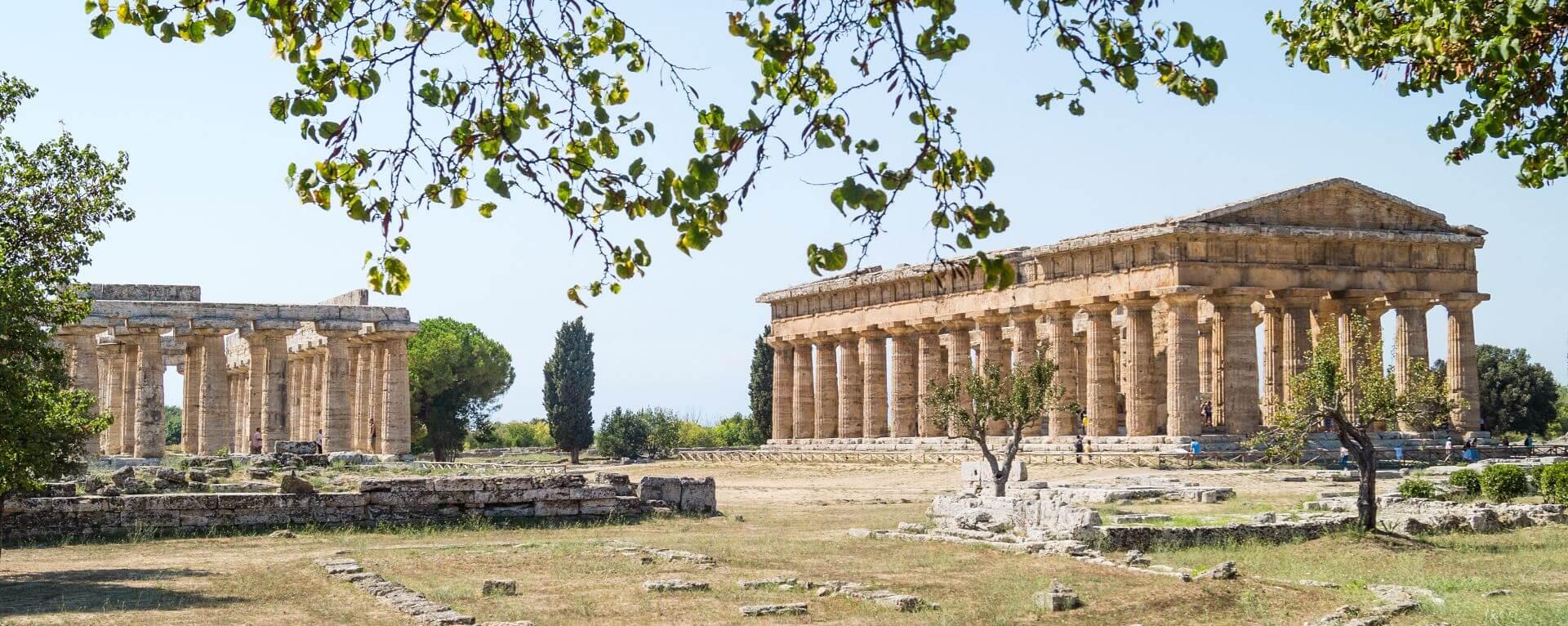 Templi di Hera e Nettuno